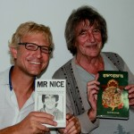 Book Exchange with Mr. Nice in Palma