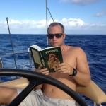 Offshore in the Atlantic