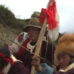 Bow & Arrow Competition, Shey Gompa Festival