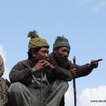 Mountain Goat Hunters, Humla District, Western Nepal