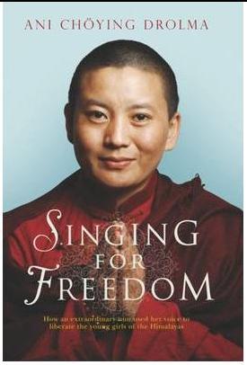 Ani Choying Drolma, Tibetan Nun