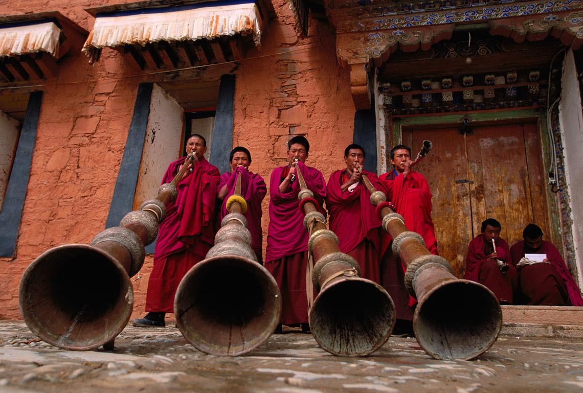 Namgyal Monastery – Chants & Music of Wisdom