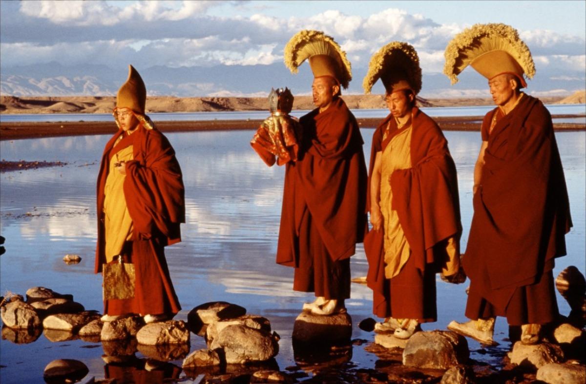 Chants of Tibetan Monks