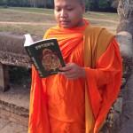 Attaining enlightenment in Cambodia